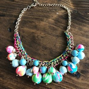 Lilly Pulitzer Vero Necklace NWOT